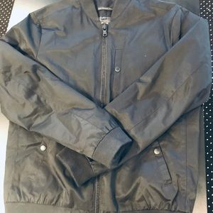 John Varvatos Star USA Men Black Jacket